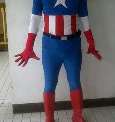 Kostum Kapten Amerika